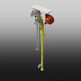 Teleskopabstützungen